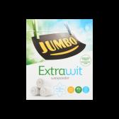 Jumbo Extra wit waspoeder