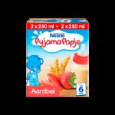 Nestle Pyjama porridge strawberry baby porridges (from 6 months)