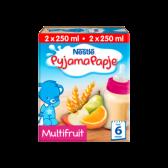 Nestle Pyjama porridge multifruit baby porridges (from 6 months)