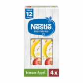 Nestle Apple and banana baby biscuits fruit bars (from 12 months)