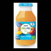 Nestle Naturnes biologische appel en mango baby sap