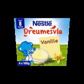Nestle Dreumesvla vanille baby toetje (vanaf 8 maanden)