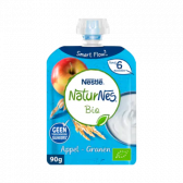 Nestle Naturnes organic apple and grains squeeze fruit (from 6 months)