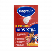 Dagravit Multivitamines with strawberry flavour (from 3 to 5 years)