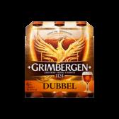 Grimbergen Double beer