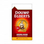 Douwe Egberts Aroma red coarse grind filter coffee large