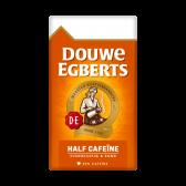 Douwe Egberts Half caffeine filterkoffie