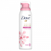 Dove Rose oil shower mousse (only available within Europe)