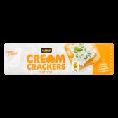 Jumbo Cream crackers natural
