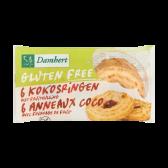 Damhert Nutrition Glutenvrije kokosringen met fruitvulling