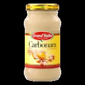 Grand'Italia Carbonara sauce small