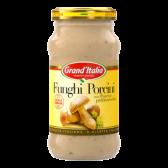 Grand'Italia Funghi porcini pasta sauce