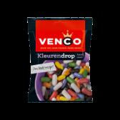 Venco Hard sweet color licorice