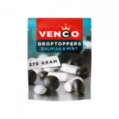 Venco Salmiac and coin licorice toppers