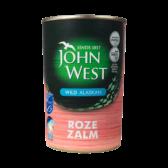 John West Wilde roze zalm uit Alaska MSC groot