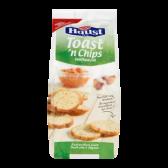 Haust Toast 'n crisps garlic