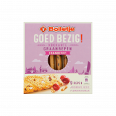 Bolletje Crispy grain bars with raspberry