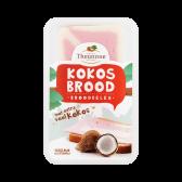 Theunisse Kokosbrood meer kokos