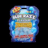 Zed Candy blue razz flavour jawbreaker