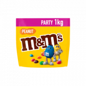 M&M's Peanuts party pack
