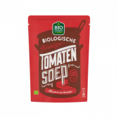 Jumbo Organic spiced tomato soup with leek and herbs