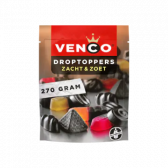 Venco Soft and sweet licorice toppers