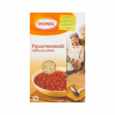 Honig Numbers and letters vermicelli