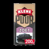 Klene Pure zoete drop