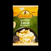 Conimex Mild spiced Java prawn crackers