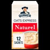 Quaker Oat flakes natural