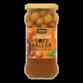 Jumbo Bouillon met soepballen