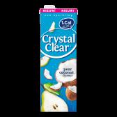 Crystal Clear Peer en kokosnoot zonder koolzuur
