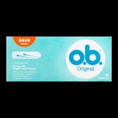 OB Original super tampons