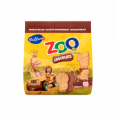 Bahlsen Zoo chocolate cookies