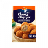 Mora Oven and airfryer beef appetizer croquettes (only available within the EU)