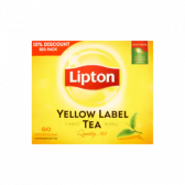 Lipton Yellow label black tea large
