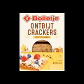 Bolletje Breakfast crackers with spelt and wholegrain