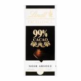 Lindt Excellence 99% cocoa noir absolu