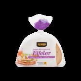 Jumbo Eifeler wheat-rye bread half (at your own risk)