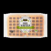 Jumbo Egg waffles with hazelnut taste