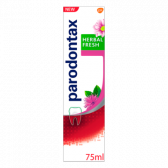 Parodontax Herbal fresh bergamot and mint toothpaste