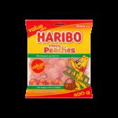 Haribo Happy peaches share size family pack