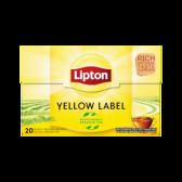 Lipton Yellow label black tea small