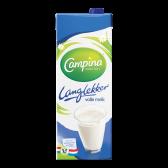 Campina Langlekker houdbare volle melk voordeelpak