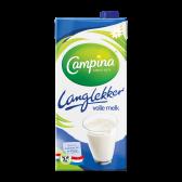 Campina Langlekker houdbare volle melk