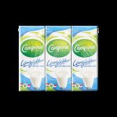 Campina Langlekker houdbare halfvolle melk 6-pack