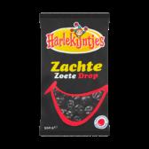 Harlekijntjes Soft sweet licorice