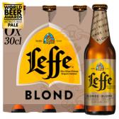 Leffe Blond Belgian abbey beer