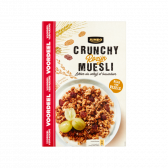 Jumbo Crunchy cereals with raisins family pack