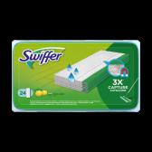 Swiffer Floor cleaner humid floor rags with fresh lemon scent
